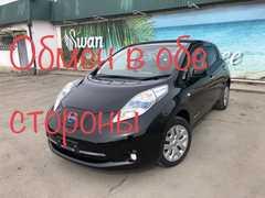 Ангарск Nissan Leaf 2012