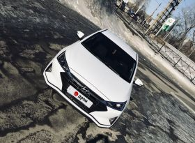 Екатеринбург Elantra 2019