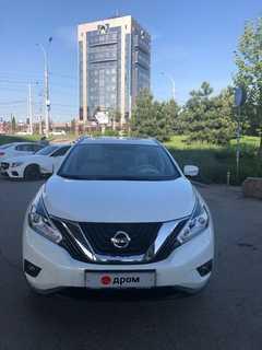 Краснодар Nissan Murano 2019