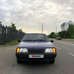 Белый Яр 2109 1997