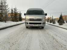 Омск Hiace 2010