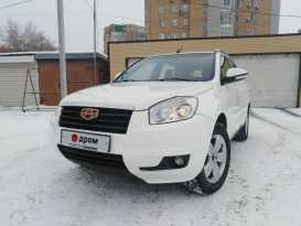 Омск Emgrand X7 2014