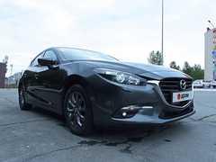 Челябинск Mazda3 2017
