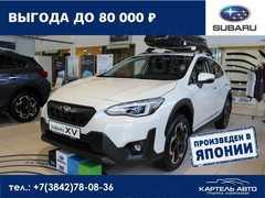 Кемерово Subaru XV 2021