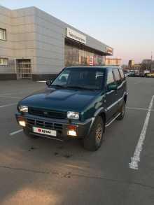 Курган Terrano II 1995