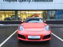 Москва Porsche 911 2016
