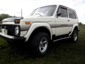 Шипуново 4x4 2121 Нива 1984