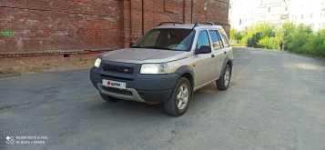 Новосибирск Freelander 2001